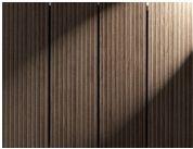 Terasová deska MASSIVE Tmavý kaštan 3 m